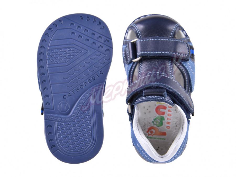 Босоножки  Panda orthopedic 5063-359-129-151, синий