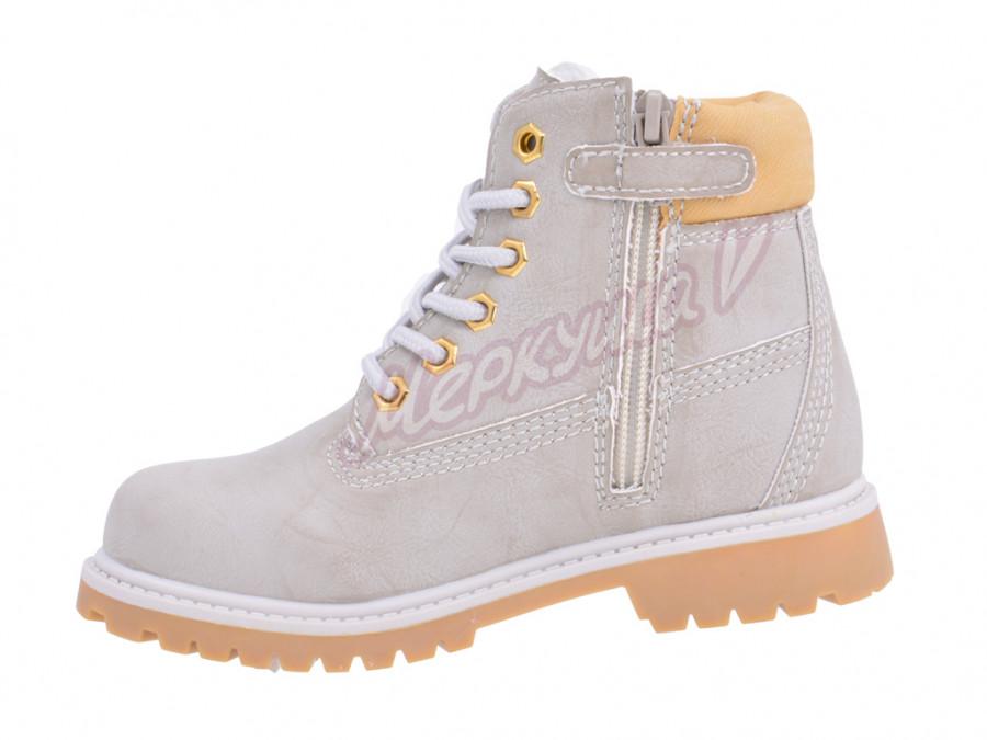 Ботинки BG1722-194, бежевый