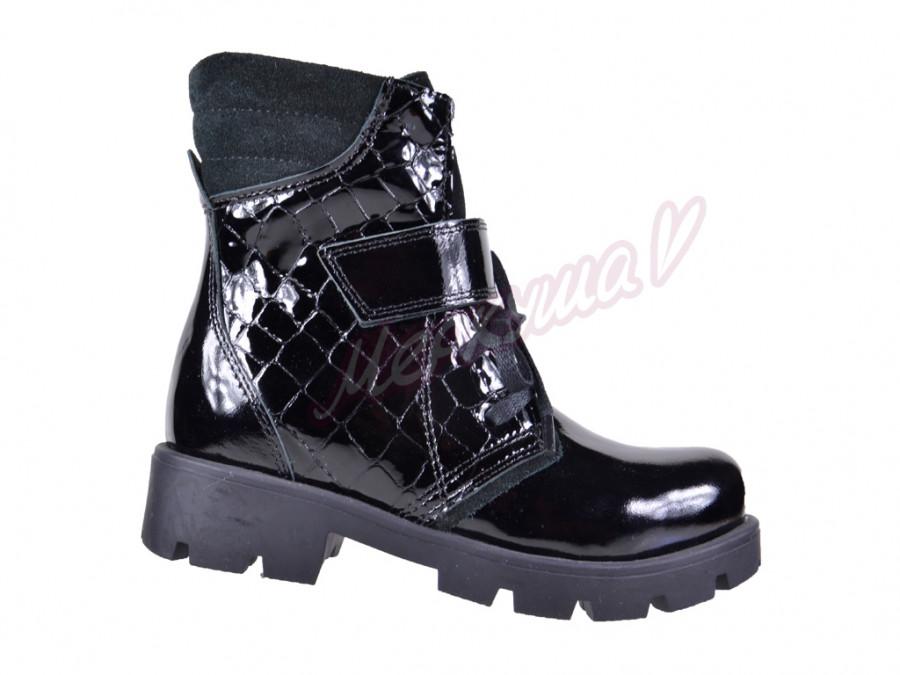 Ботинки DS Panda orthopedic 03372-50-100, чёрный