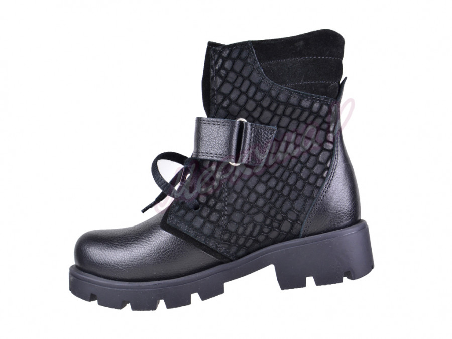 Ботинки DS Panda orthopedic 03372P-39-101, чёрный