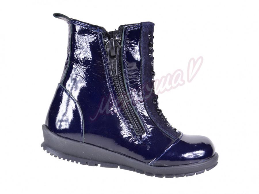 Ботинки DS Panda orthopedic 0971B-45, синий
