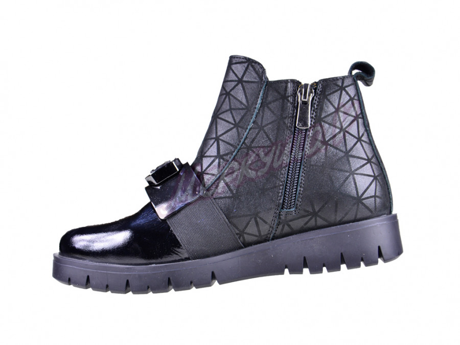 Ботинки K.Pafi 083-05-45, чёрный