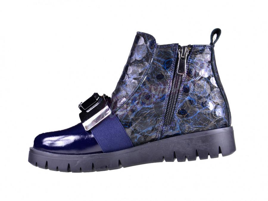Ботинки K.Pafi 083-08-71, чёрный