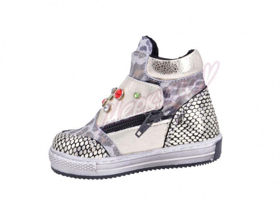 Ботинки K.Pafi 37050-2, серебристый