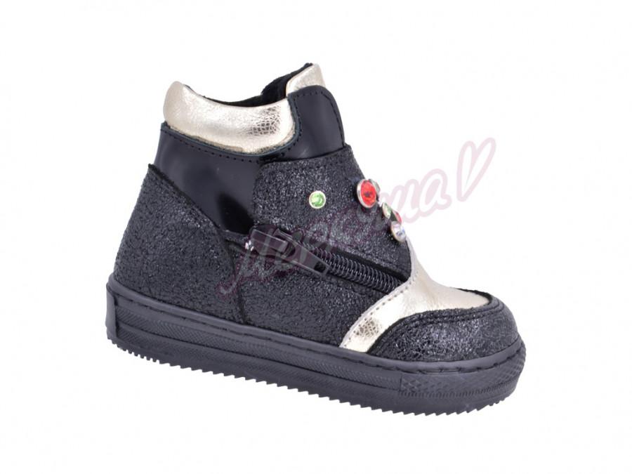 Ботинки K.Pafi 37050-4, чёрный