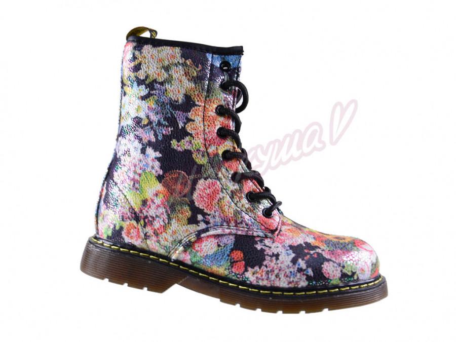 Ботинки KK1722-50, микс