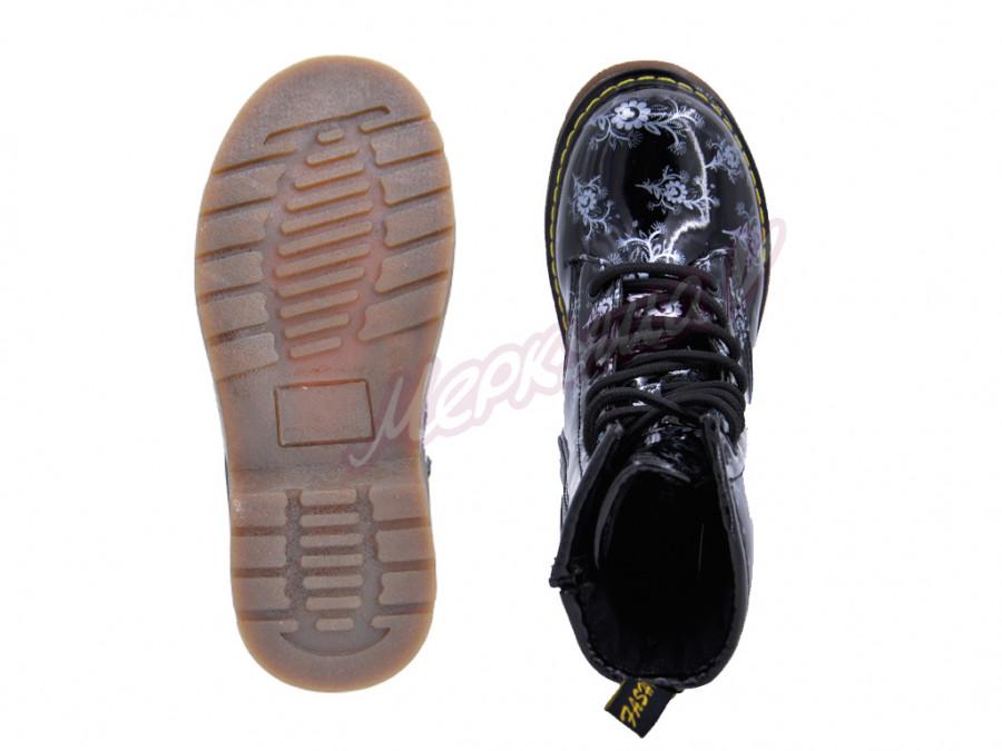 Ботинки KK1722-54, чёрный