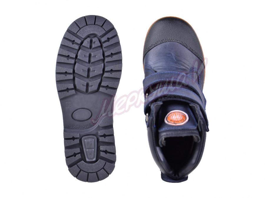 Ботинки Panda orthopedic 001-214-040, синий