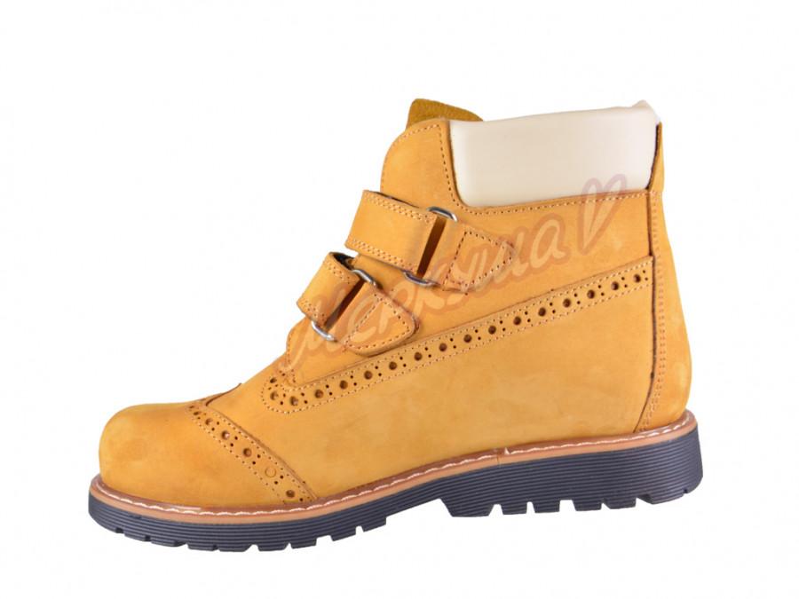 Ботинки Panda orthopedic 001-510-094, бежевый