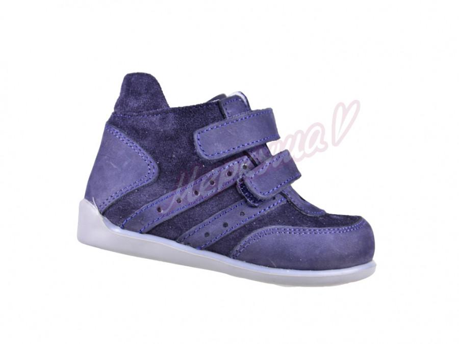 Ботинки Panda orthopedic 1011-169-12, синий