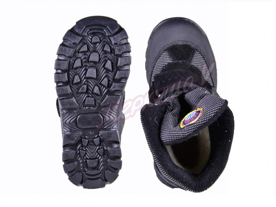 Ботинки Panda orthopedic 329-60111, серый