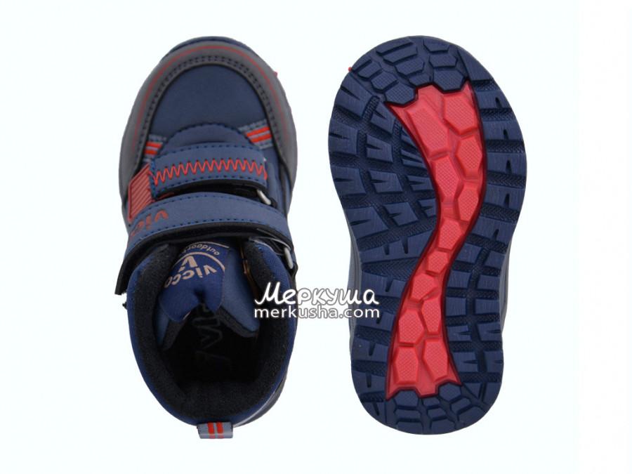 Ботинки Vicco 871.V531N, синий