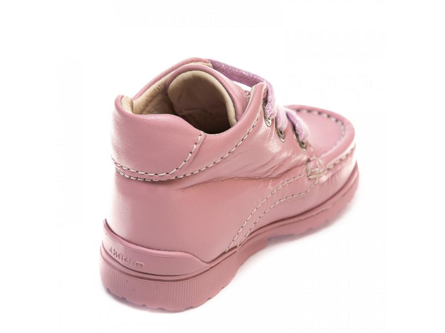 Ботинки д/с 015(4)розовые