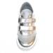 Кроссовки 2032(36)(22-25)серебро
