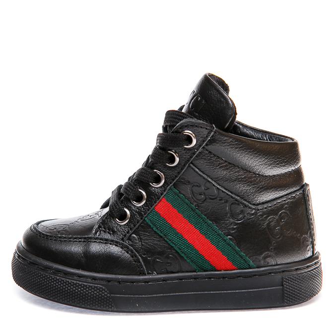 Ботинки д/с 337G (21-25) черные