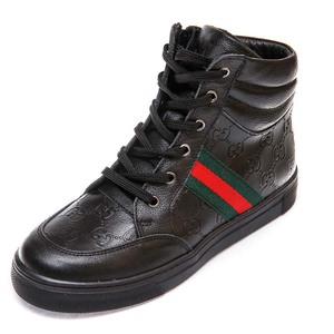 Ботинки д/с 337G (26-30) черные