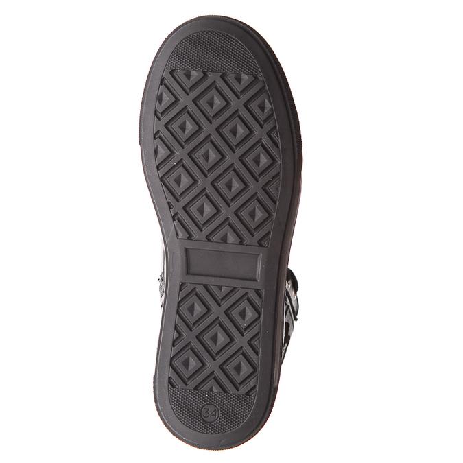Ботинки д/с 341B черные (37-40)