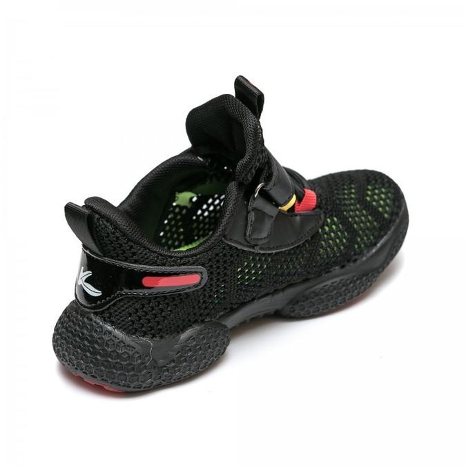 Кроссовки Bubugao 5526 чёрн (32-36)