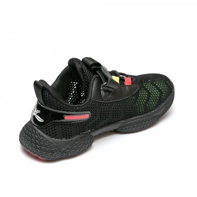 Кроссовки Bubugao 5526 чёрн (37-40)