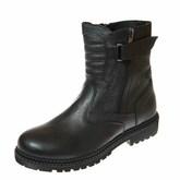Ботинки зима 93(26) чёрные (37-40)