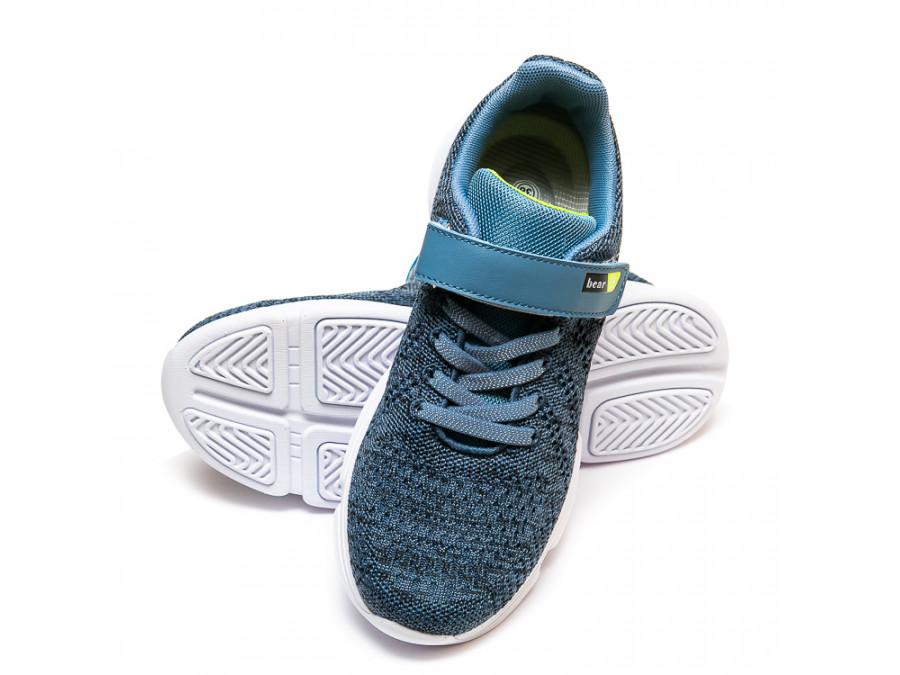 Кроссовки 9802(38-42)синие