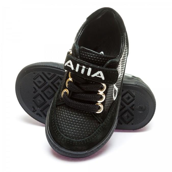 Кроссовки AlilA 999-1(26-30)черные