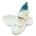 Кеды Fashion B-1295(31-37)пайетка голуб.