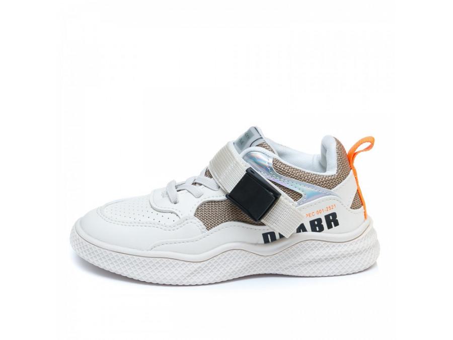 Кроссовки BABUDOU B1135(32-37)беж