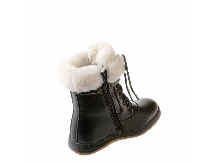 Ботинки зима B278-1K