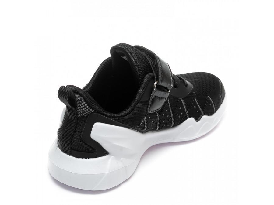 Кроссовки D83206012-1 черные(31-37)