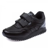 Кроссовки FLET EN361 черный(36-40)