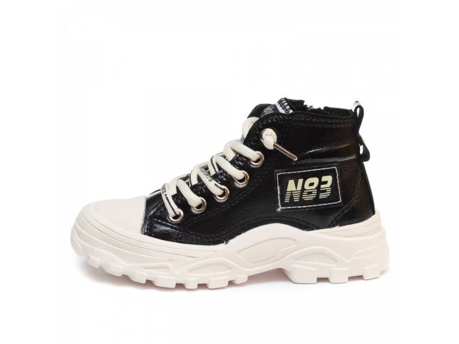 Ботинки д/с Fashion F625(26-30)черн