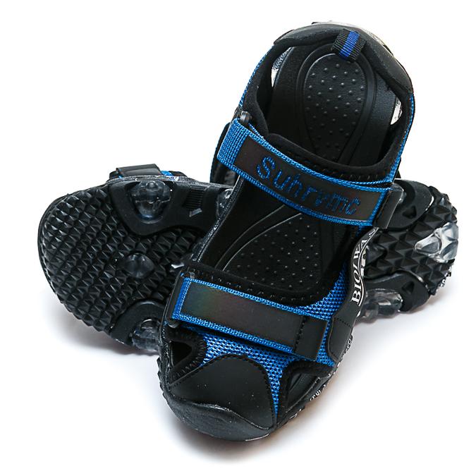 Босоножки L9023(32-37)синие
