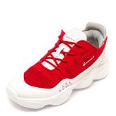 Кроссовки MH137126(36-40)красные KT