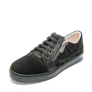 Кроссовки T390(19-295-76)PP чёрные (31-36)