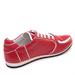 Кроссовки T79(34-35)D красные (31-36)