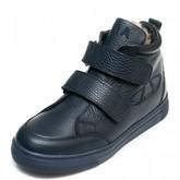 Ботинки зима AlilA Z345PP(37-40) темно-син 2 лип
