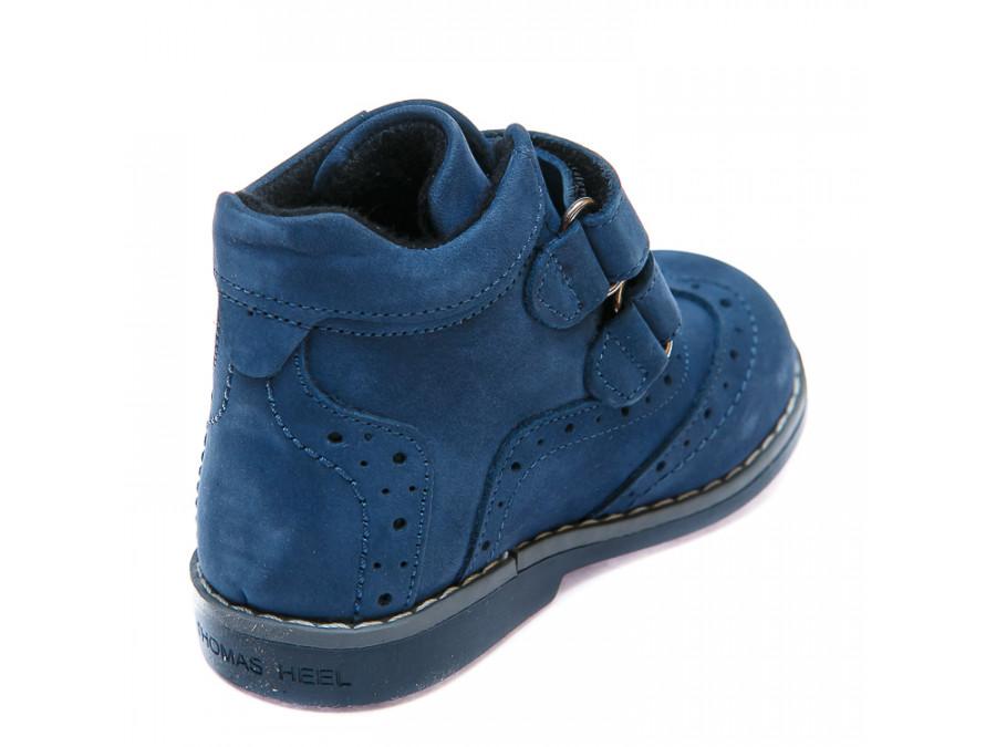 Ботинки д/с 074(21-25)синие