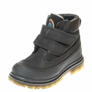 Ботинки зима 500(307) чёрные (26-30)