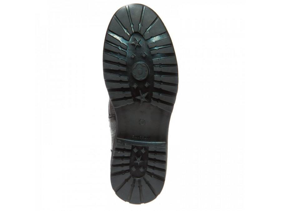 Ботинки зима 93(26) чёрные (31-36)