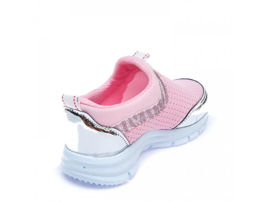 Кроссовки B1005(22-25) розовые