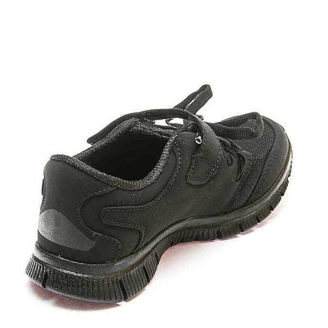 Кроссовки TK2602-15 чёрные (26-30)