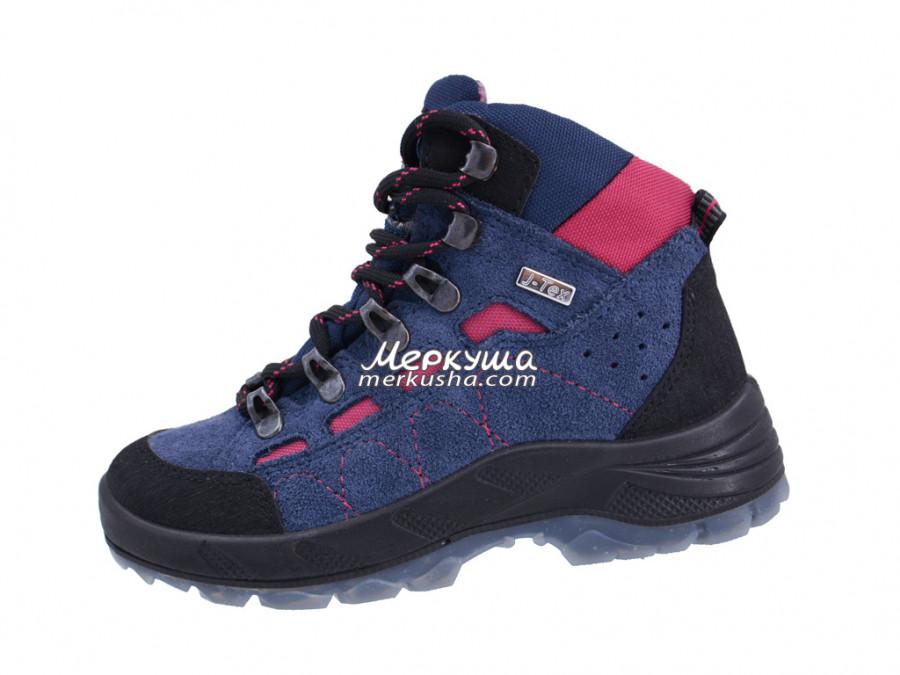 Ботинки Jacalu DSC2000