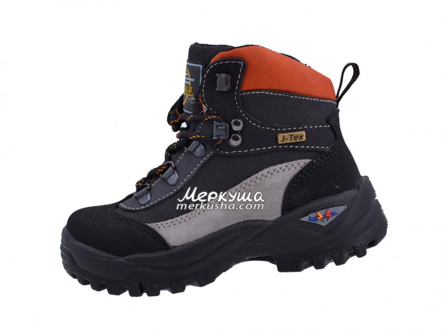 Ботинки Jacalu DSC2015