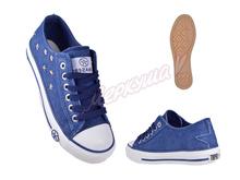 Кеды KAS-838 NAVY, синий