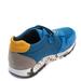 Кроссовки 19610-T(04)(31-36)синий нубук