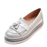Туфли 32048(21-86)(31-36)серебро