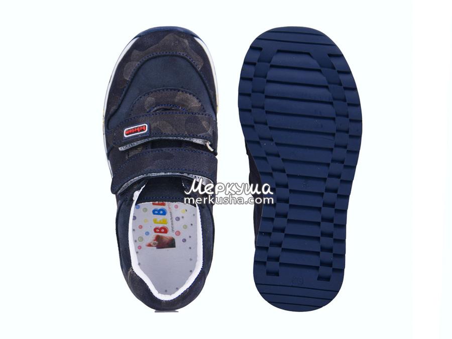 Кроссовки Bebetom DSC0165, синий
