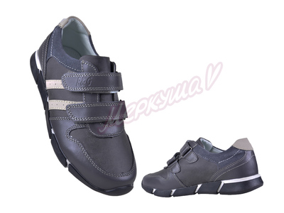 Кроссовки BG0316-375, серый