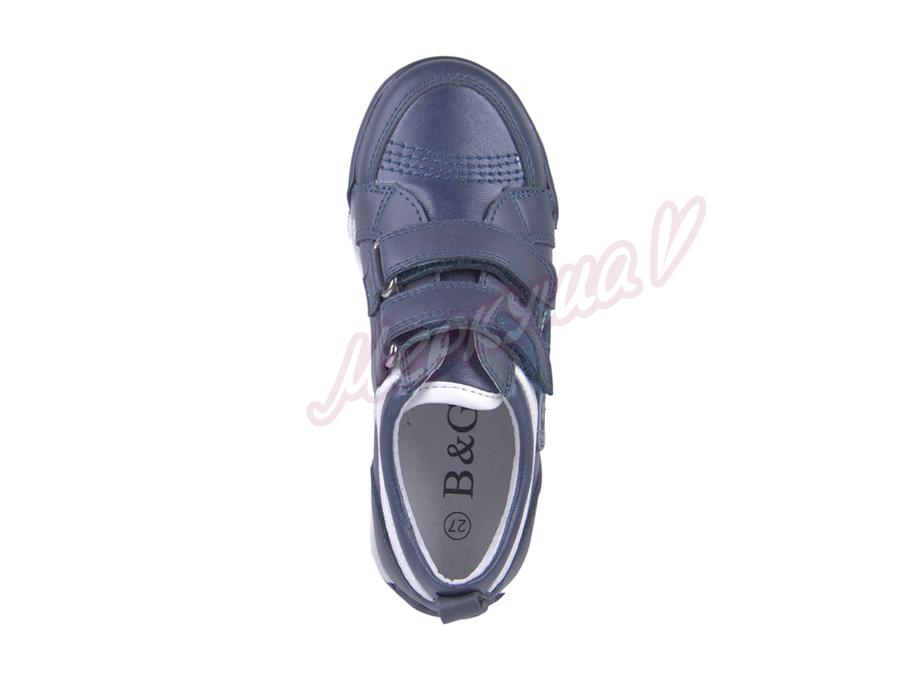 Кроссовки BG113A-82H2, синий